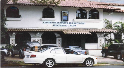 Centro de estudios de Postgrado área Bancaria