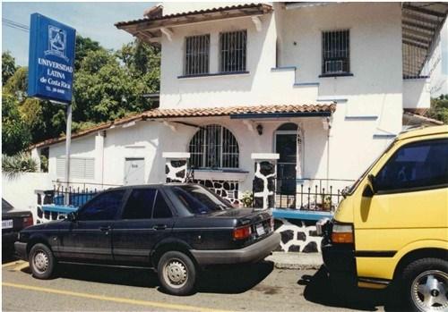 Antigua Sede Panamá